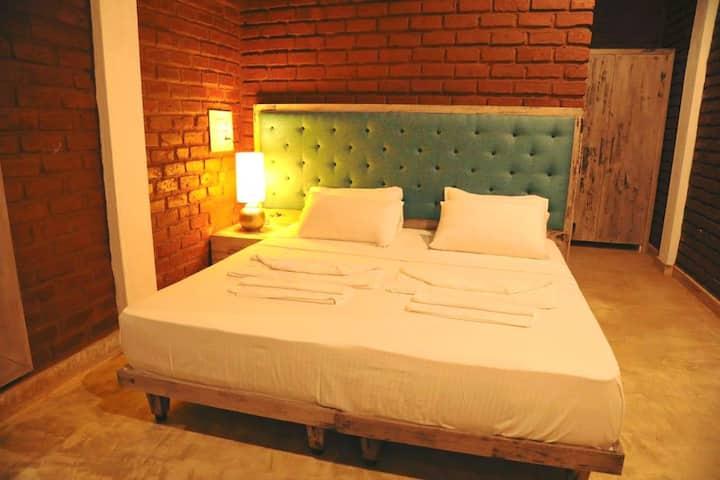 Airport Zen Resort: ROOM03