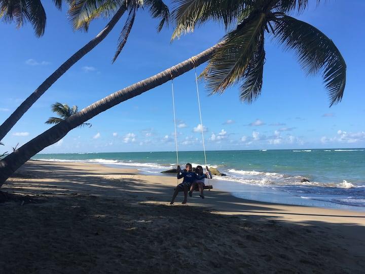 Completamente renovado ¡Frente a la playa!