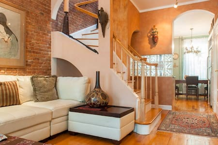 Beautiful Duplex  - Minutes from NYC - Jersey City