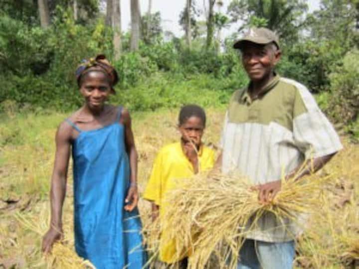 Village life in Ghana