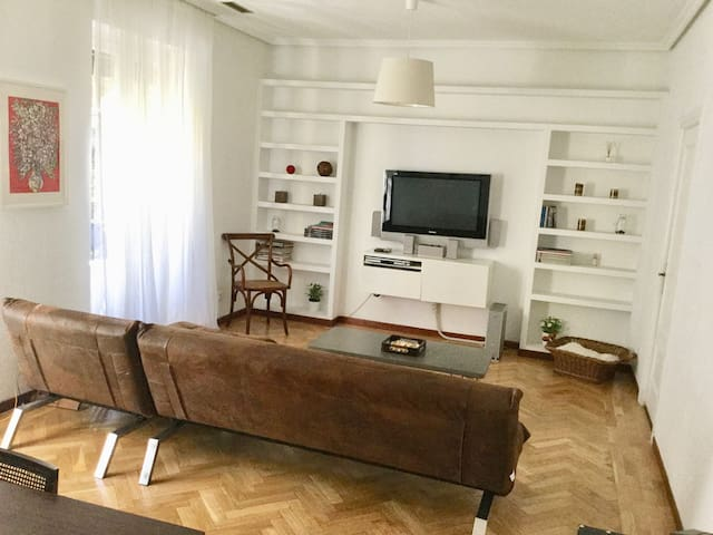 APARTMENT IN MADRID CENTER/RETIRO