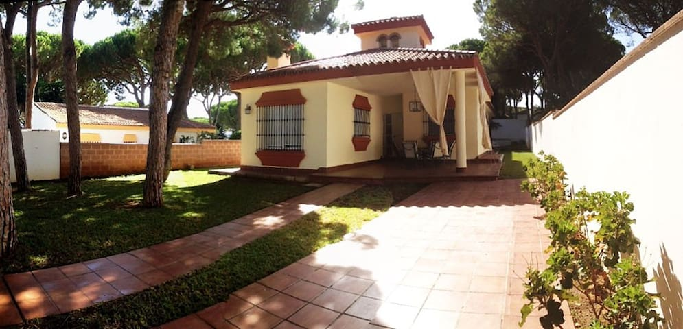 Gran CHALET en la Playa - Chiclana - House
