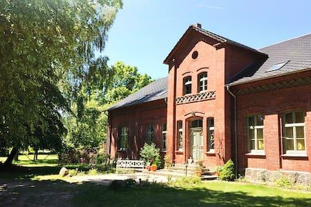Pfarrhof Warbende Mecklenburgische Seenplatte - Casa