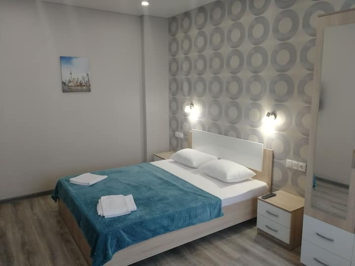 Новая, уютная квартира в Ставрополе.