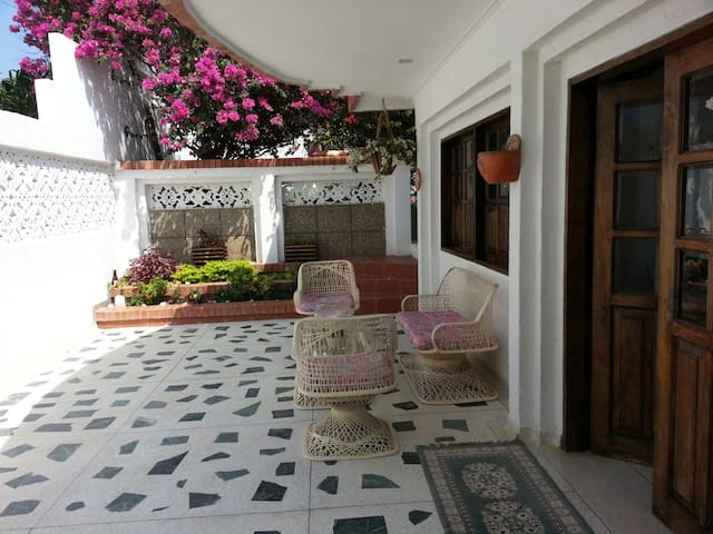 Wonderful house close to the beach - Salgar - Casa