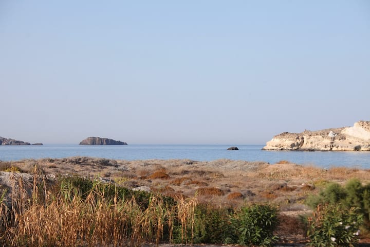 A LOVELY HOUSE NEAR THE SEA