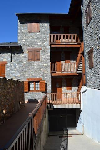 Bonito Dúplex en Alp para 8 personas (089) - Alp - Apartamento