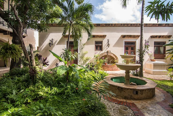 Cozy Studio Zona Colonial - Santo Domingo - Wohnung
