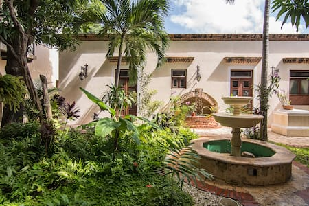 Architect cosy studio Zona Colonial - Saint-Domingue