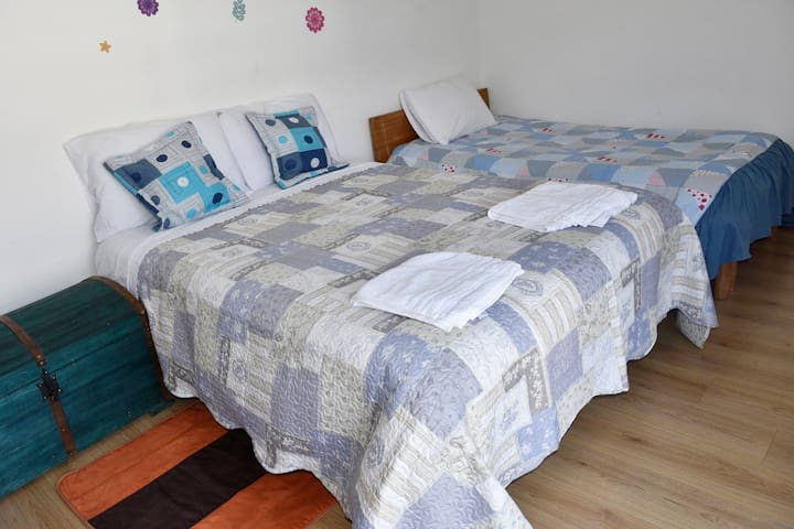 Dormitorio 2 ( 2 camas )