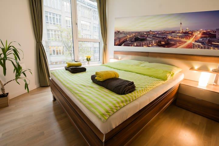 Chambre confortable au cœur de Berlin ★