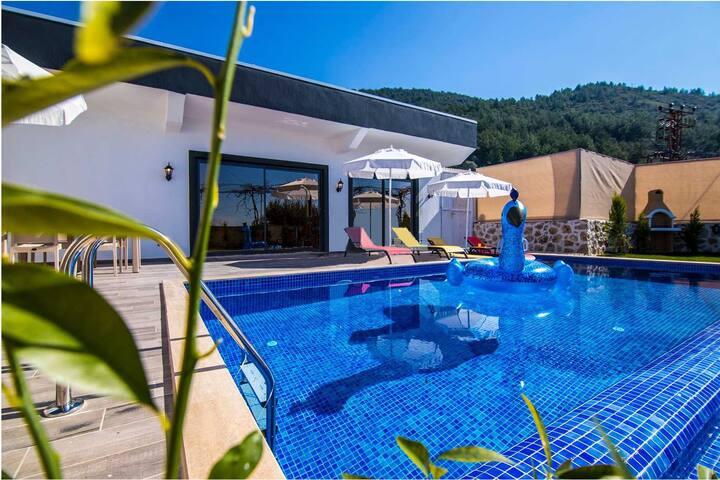 Villa Holiday 1 -2 Bedroom Holiday Villa in Kalkan
