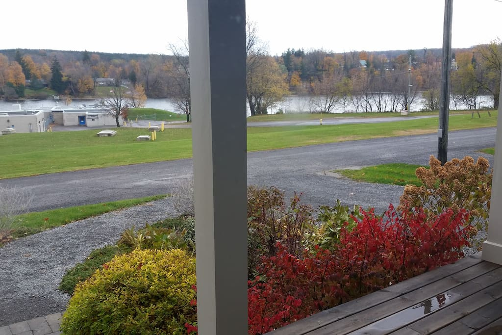 Waterview of Picton Harbour from Viewing Porch