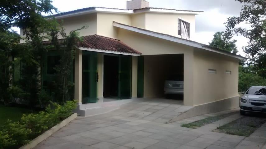 Linda Casa Aldeia PE, lazer e relax - Paudalho - Huis