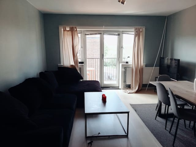 One bedroom apartment close to downtown Oslo