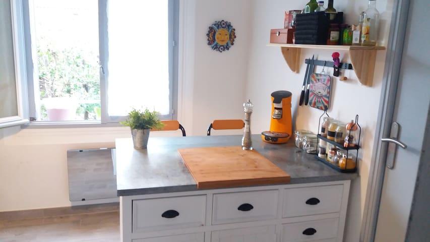 Bel appartement au calme - Avignon - Apartment