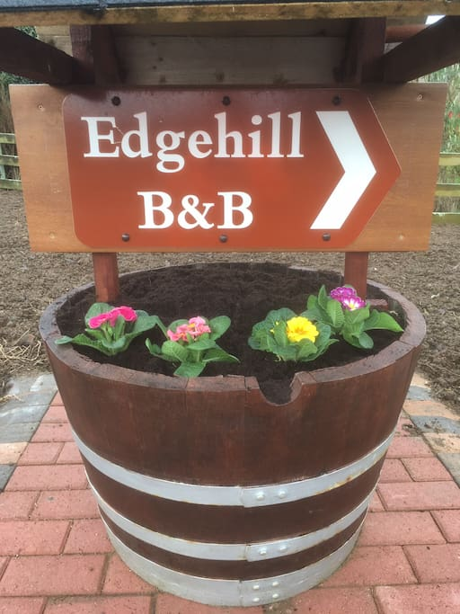 Edgehill Bed and Breakfast