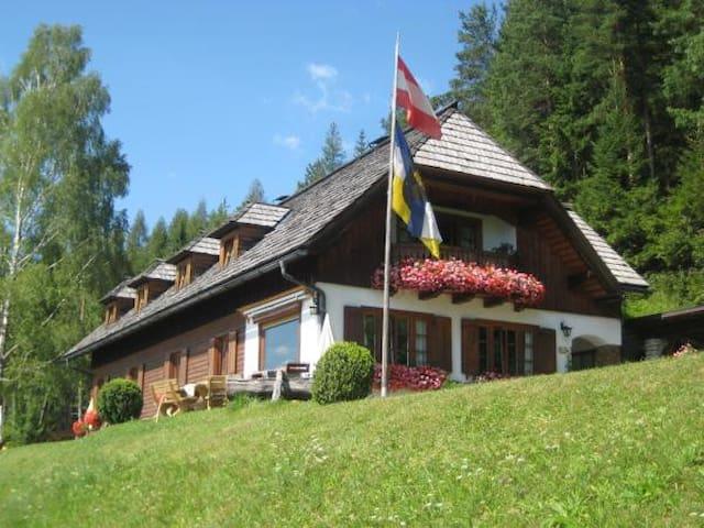 Wohnung Ost Alpenhaus Ganser, close to towncenter