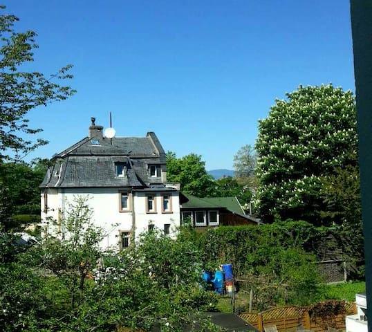 Grüner & privater Schlafraum 10 min von Ffm-City - Francoforte sul Meno - Condominio