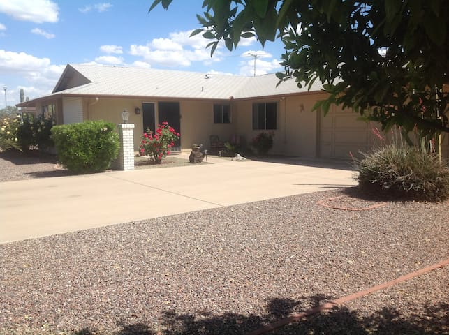 Wonderful Home, LOCATION LOCATION!! - Sun City - Talo