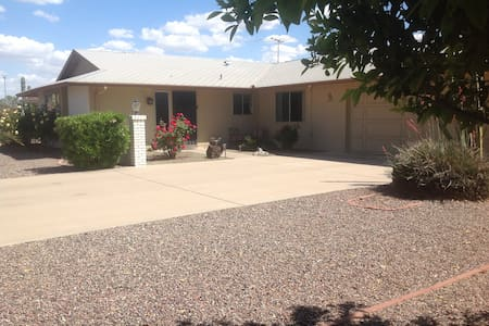 Wonderful Home, LOCATION LOCATION!! - Sun City - Hus