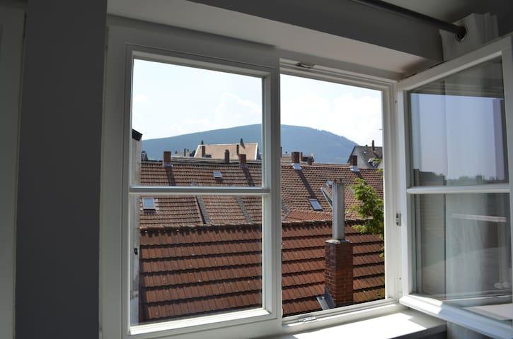 Zum Jakobi im Herzen der Altstadt von Goslar - Goslar - Apartment