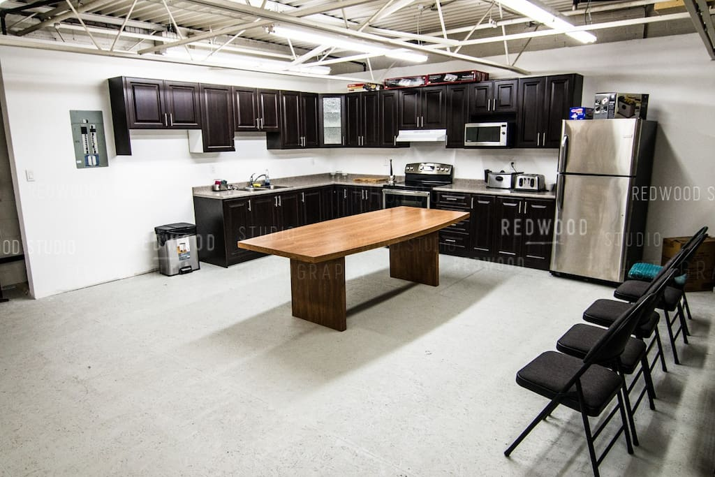 Kitchen can be added for an additional $75.00