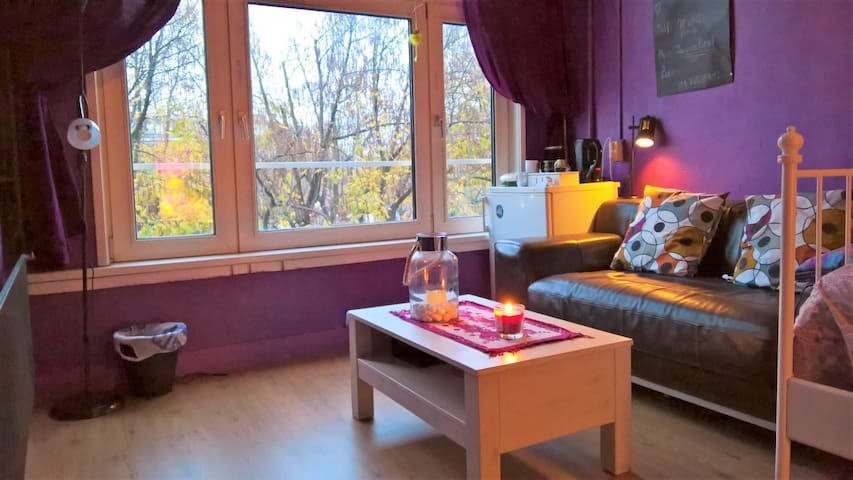 Private & Cozy Room close to centre. - Amsterdam - Huoneisto