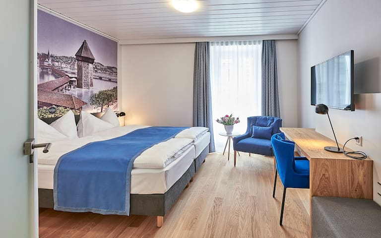 BED & BREAKFAST LUCERNE - YOU ARE HOME NOW.