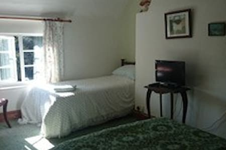 Park Farm, Bed and Breakfast Rm3, Working Farm. - Rugeley
