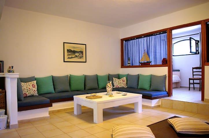 Amazing beach house - Agios Nikolaos - Casa