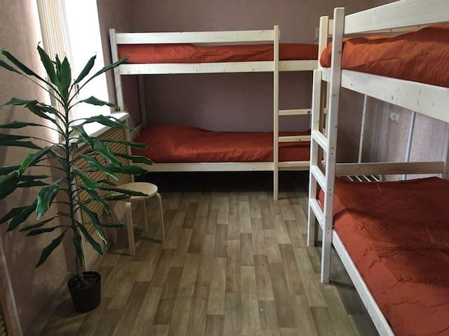 Хостел на Полесской