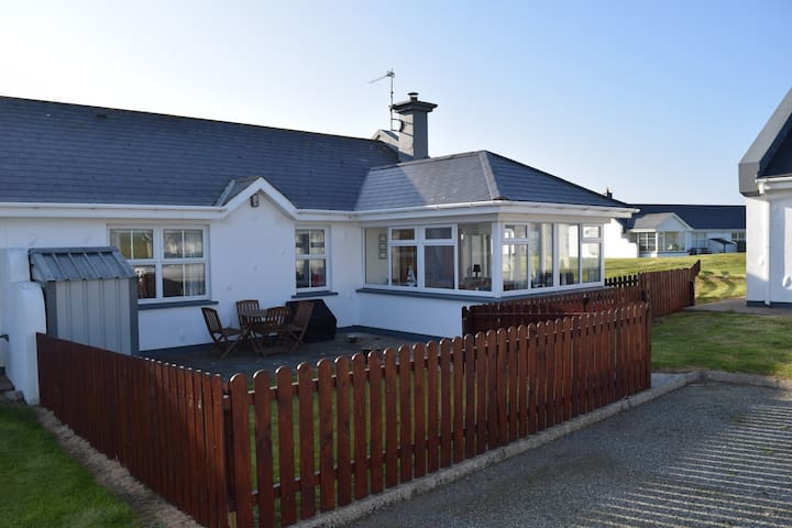 Sunny Rosslare Holiday Home