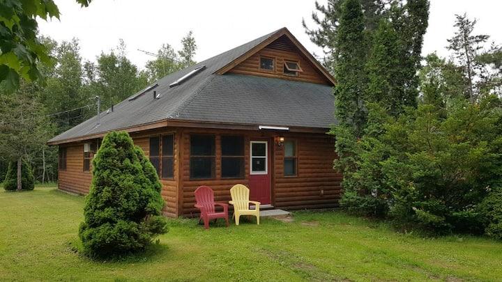 Kouchibouguac's Wilderness Loft-Cabins