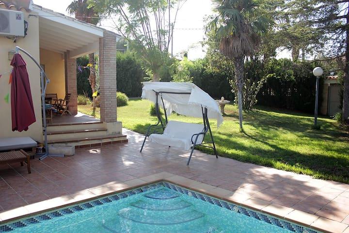 Nice mediterranean house - Chiva - House