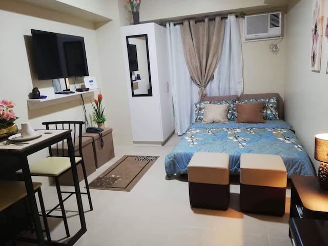 Unit #2702  in Cebu I.T. Park (very accessible)