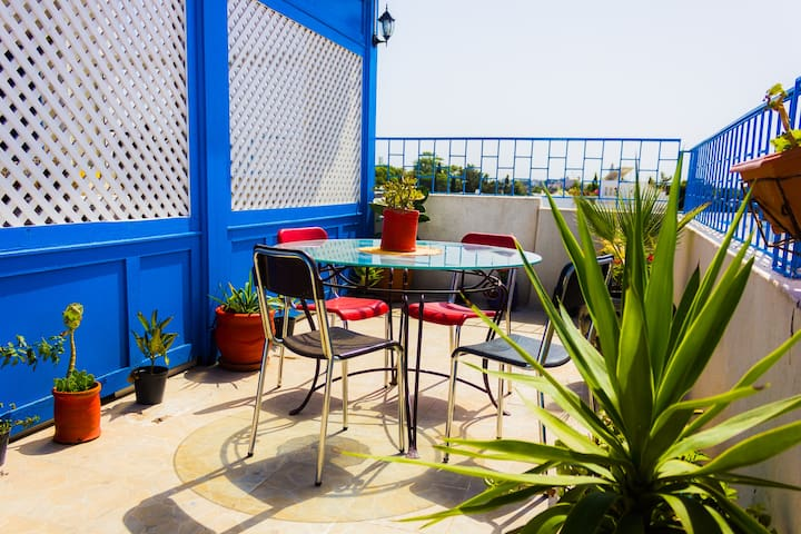 Bel Appartement a Sidi Bou Said
