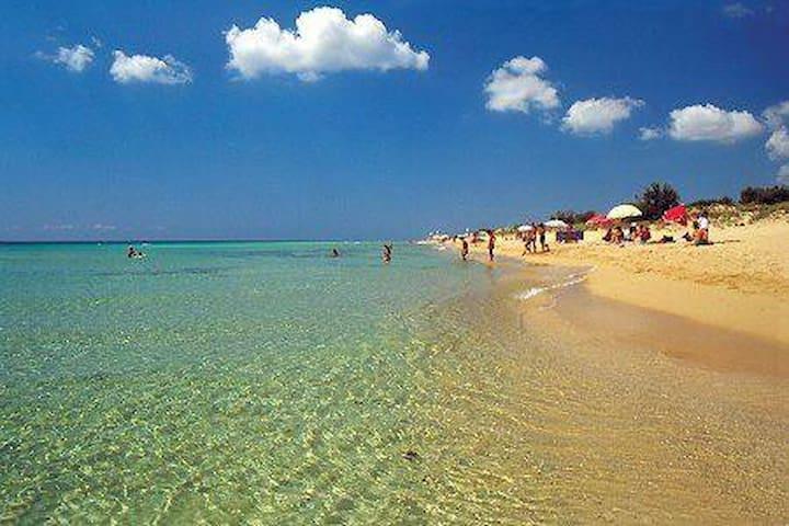 Casa vacanza - 80mt dal mare-Salento-2019