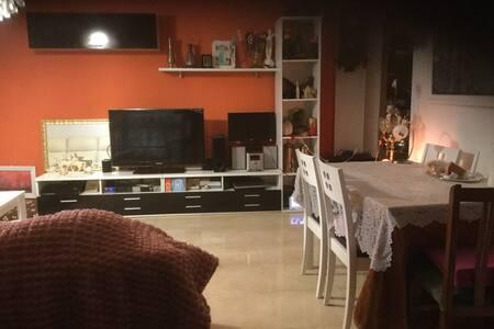 alojamiento muy bien comunicado - Mérida - Daire
