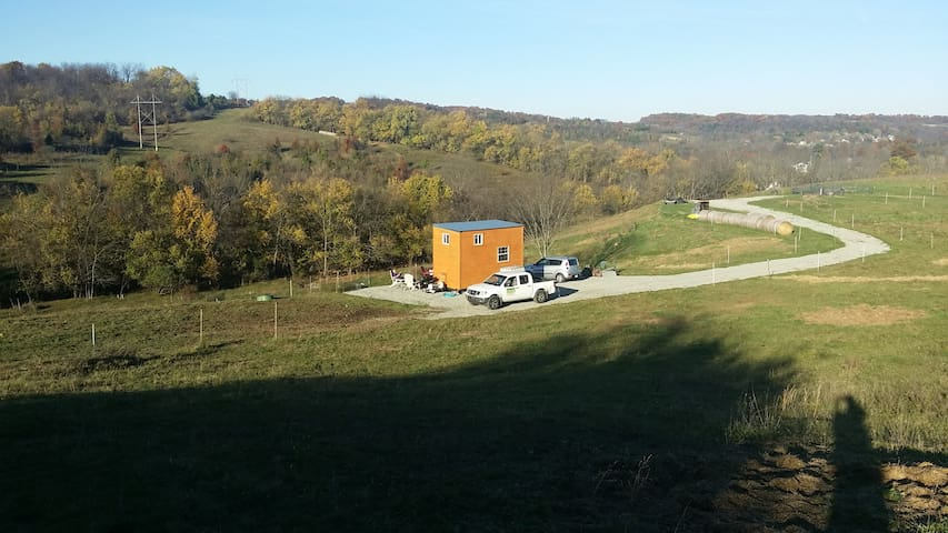 Tiny House Adventure near Pittsburgh