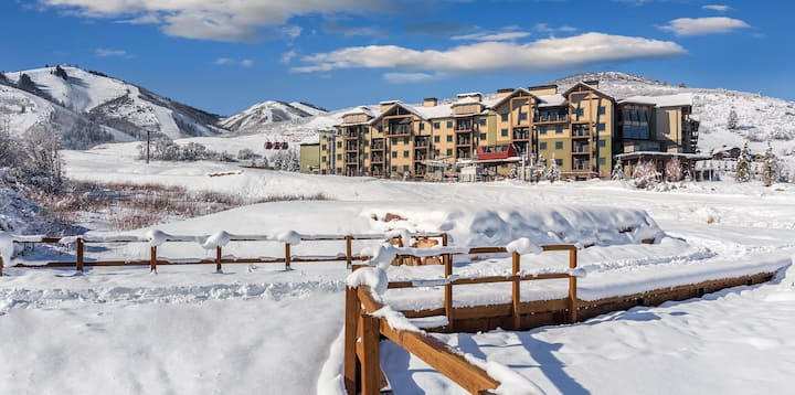 Wyndham Park City- 1 Bedroom