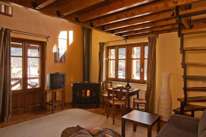 Frygias - Arachova - Bed & Breakfast