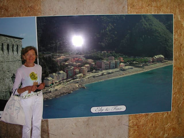 Bilocale Stella Marina, a Deiva alle Cinque Terre - Deiva Marina