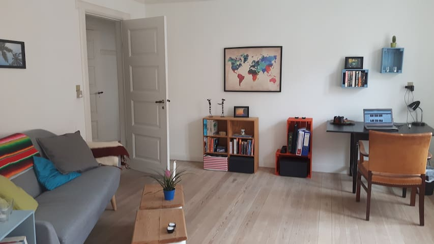 Lovely spacious home close to city - Aarhus - Apartment