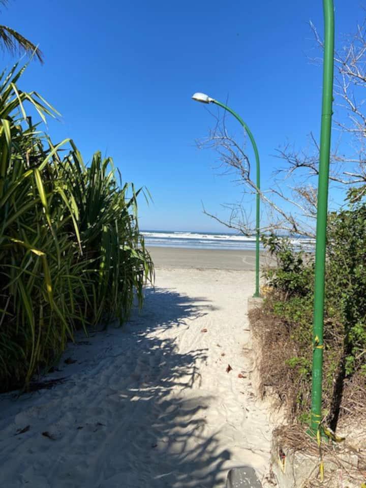 Bertioga - praia de Guaratuba
