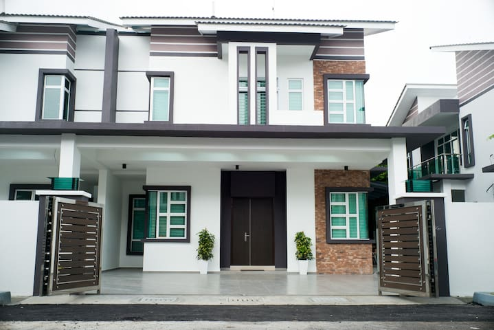 Brand New Double Storey Semi-Detached House
