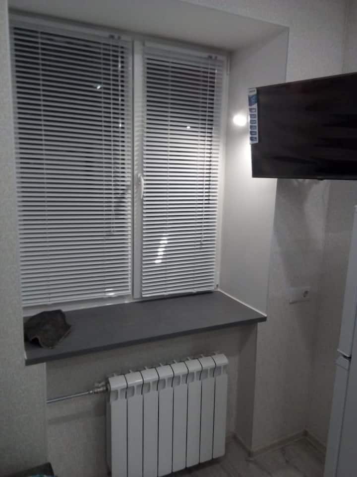 Квартира-студия на площади Ленина (центр)
