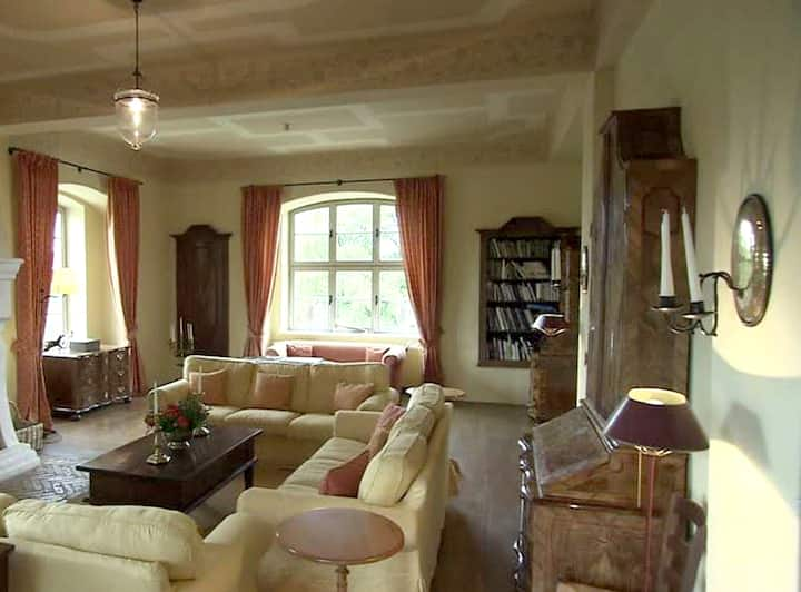 Villa with 6 bedrooms in Lit-et-Mixe, with wonderful lake view, private pool, furnished garden