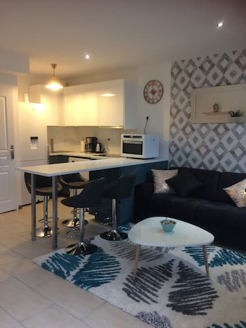 Duplex T3 COSY - Villefranche-sur-Saône - Apartment