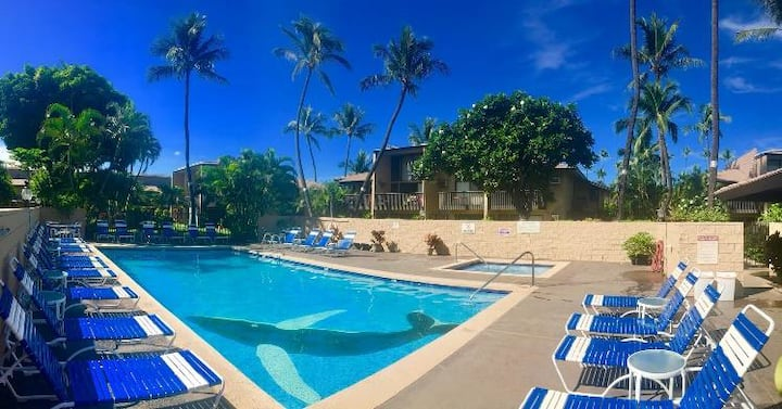The Luxurious Kihei Maui Wave in the Garden Estate